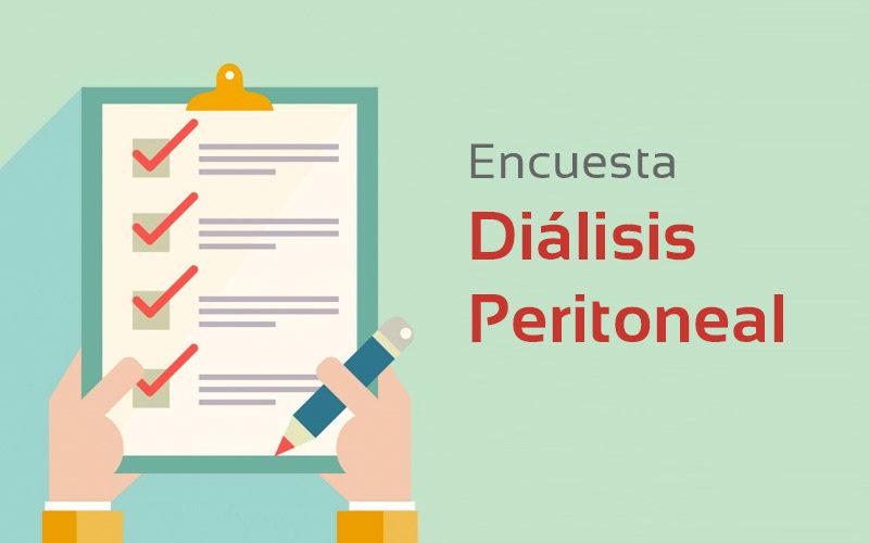 Encuesta Diálisis Peritoneal
