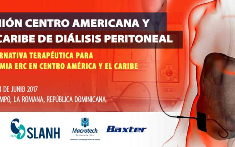 Reunión Centroamérica y Caribe de Diálisis Peritoneal