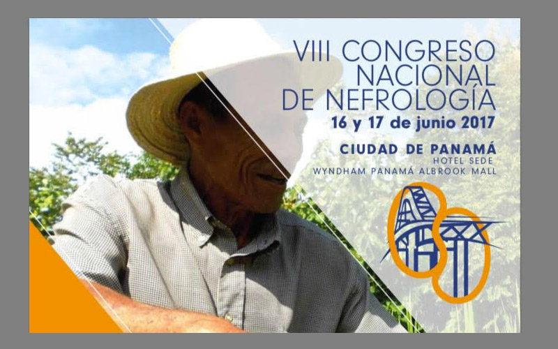 VII Congreso Nacional de Nefrología en Panamá