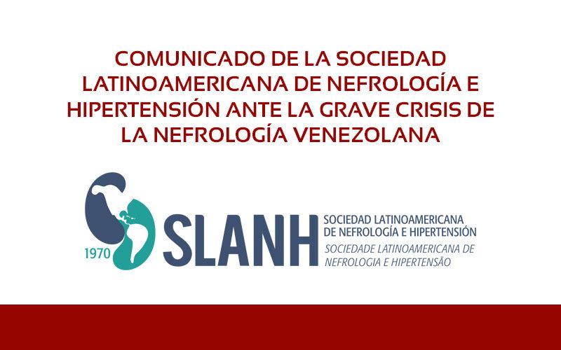 Grave crisis de la nefrología venezolana