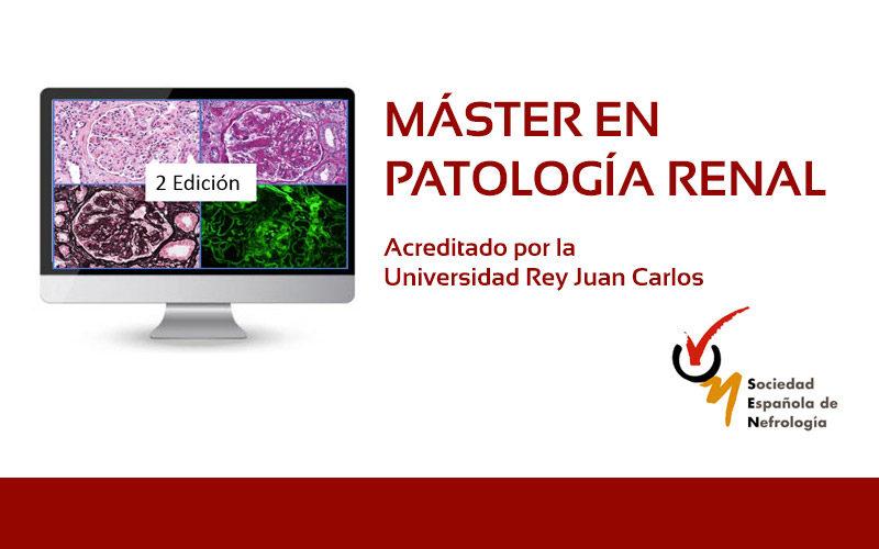 Máster en Patología Renal